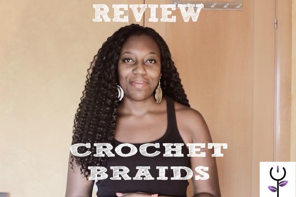 Reseña crochet braids
