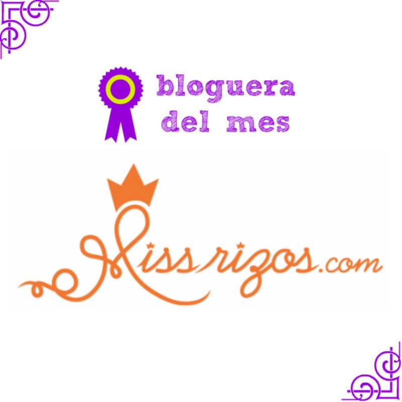 Miss Rizos bloguera del mes de febrero
