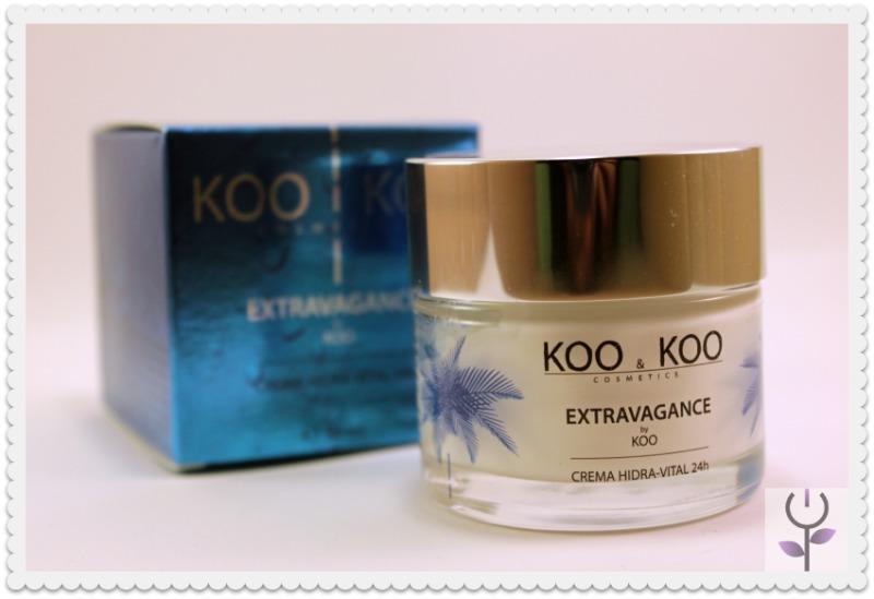 Cuidado facial con Extravagance by Koo