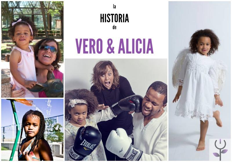 La historia de Verónica y Alicia