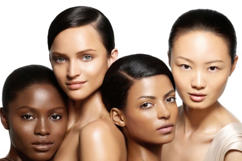 Iman Cosmetics para todas las pieles.