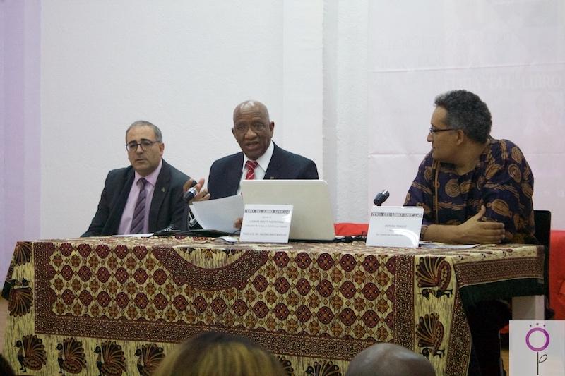 Lulama Smuts Nognyama, Embajador de Sudáfrica en España.