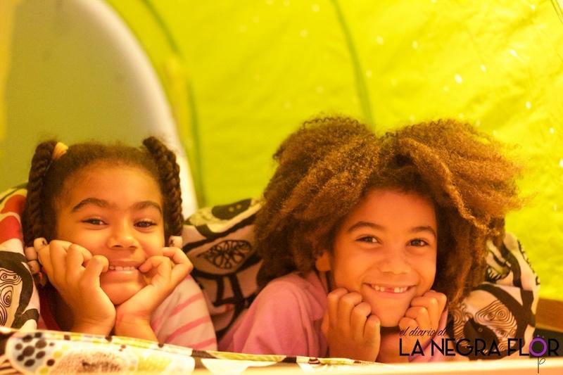 Cómo aumentar el autoestima de nuestros hijos afrodescendientes